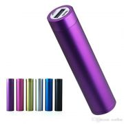 Power bank purple