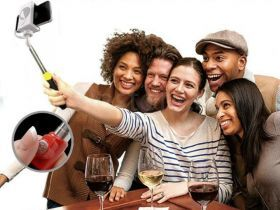 SELFIESTICK WITH BUTTON