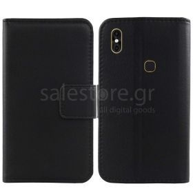 LEAGOO M13 FLIP TOP CASE